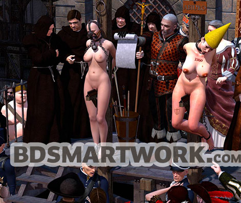 Bdsm inquisition riodoro 3d by [Riodoro] BDSM