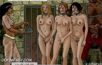 Harem Slave Girl Ics