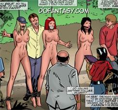 Montal comics