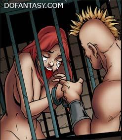 Steven Lucas comics
