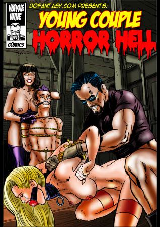 Wayne Wine comics