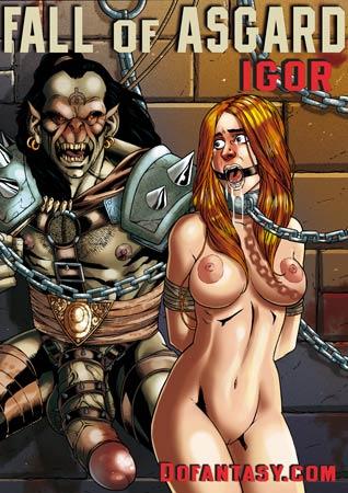 Igor comics