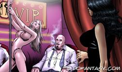 Celestin comics
