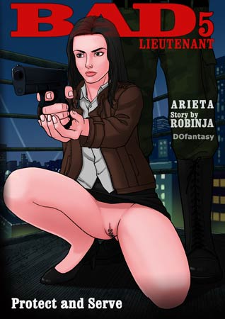Arieta comics