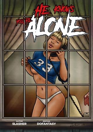 Slasher comics